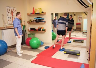 Exercise Room (Physical Therapy)