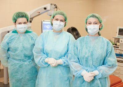 okulus medical team